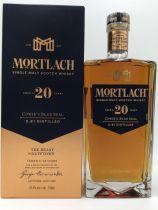 Mortlach 20 year 750ml