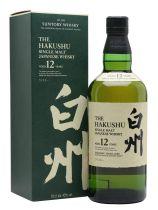 THE HAKUSHU JAPANESE WHISKY