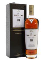 The Macallan 18 year Sherry